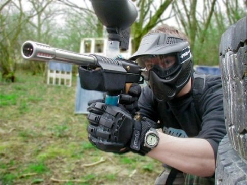 paintball kroscienko